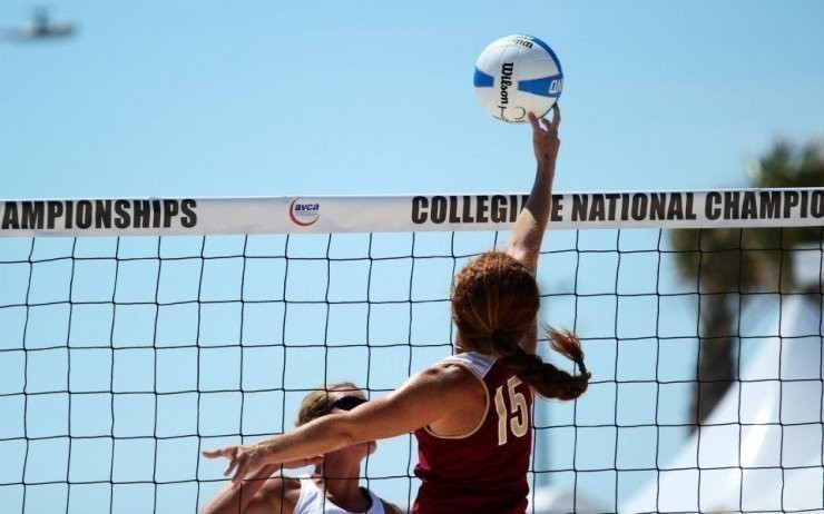 beach volleyball rules and legislation